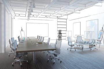 Planungsbüro (Entwurf)