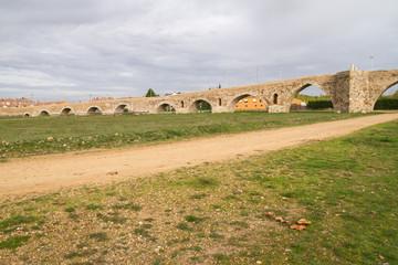 Puente del Paso Honroso, Hospital de Órbigo, León.