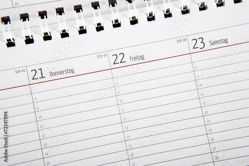 Kalender - 72347094