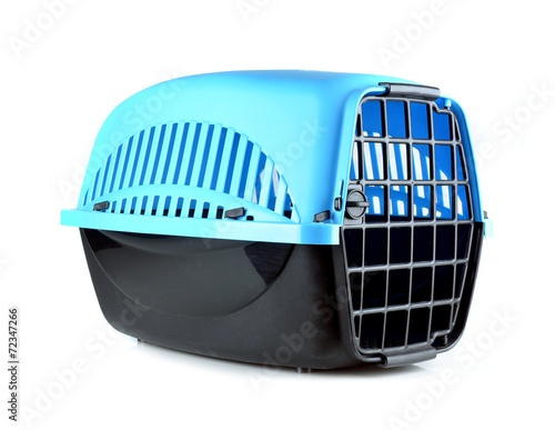 Papiers peints Porter Pet carrier for traveling with a pet