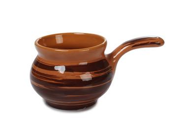 Retro ceramic pot