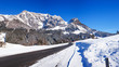 Winter in the Austrian alps - 72347849