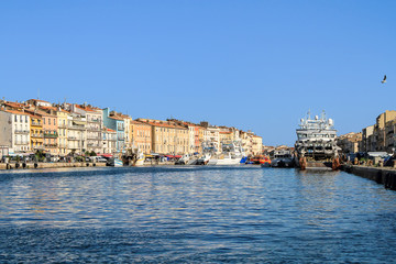 Sete, Languedoc-Roussillon, south of France