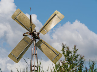 windmill in Weerribben