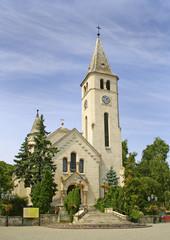 Tokaj Church - Hungary