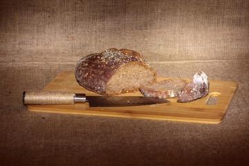 хлебная нарезка