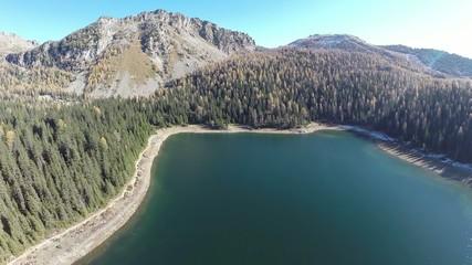 Valmalenco (IT) - Lago Palù - Drone fly