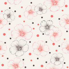 Linum pattern.