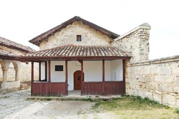 Small Kenesa (synagogue) in chufut-kale, Crimea