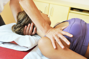 Ostheopathiebehandlung