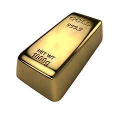 Ein Goldbarren