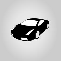 Car  logo design -  vector illustration