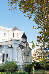 Cross Exaltation House church of Livadiya