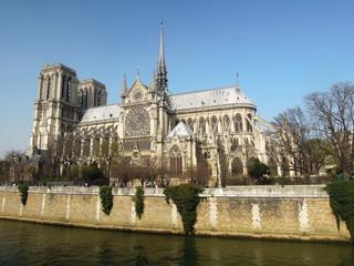 Paris Cathédrale Notre Dame 4