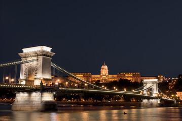 Chain Bridge, Budapest, internet tax and corruption
