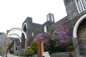 New Sanctuary of Meritxell