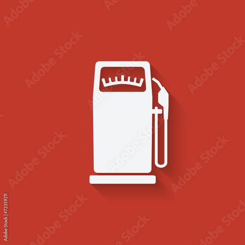 gasoline pump - 72359211