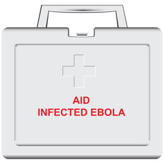 Medical care for infected with Ebola