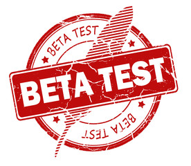 beta test stamp