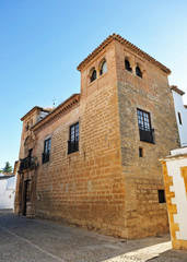 Palacio de Mondragón, Ronda, Málaga, España