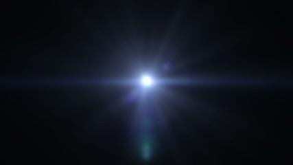光線の背景
