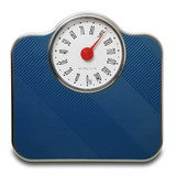 pesapersone blu in fondo bianco a 90 kg
