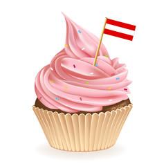 Austrian Cupcake