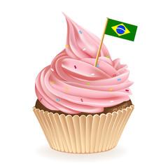 Brazilian Cupcake