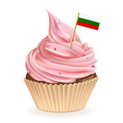 Bulgarian Cupcake