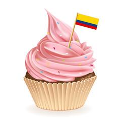 Colombian Cupcake