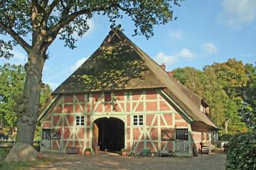 Typisches niedersächsisches Bauernhaus (Niedersachsen)