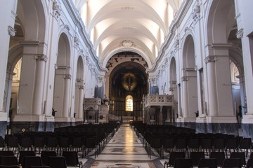 Cathedral (duomo) in Salerno