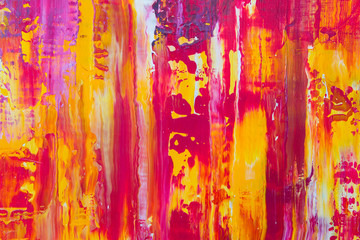 Abstract paint color background