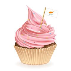 Cyprus Cupcake