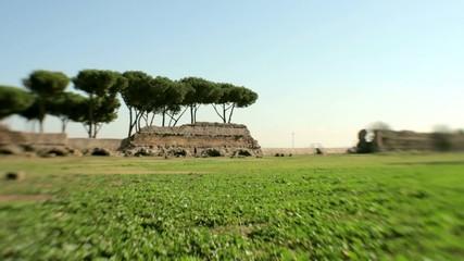 Roma. Parco degli acquedotti