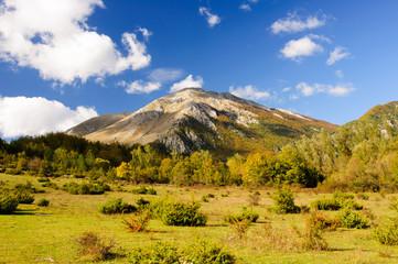 Abruzzo Monte Marsicano