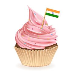 Indian Cupcake