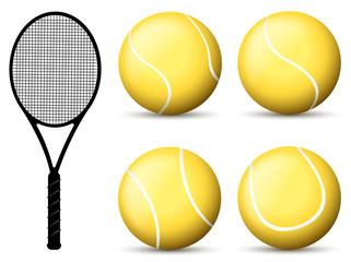 tennis ball equipment