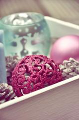 Weihnachtsdeko - Landhausstil