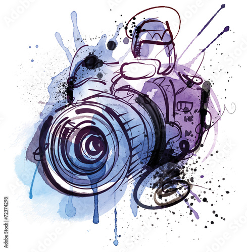 Water Color Cam