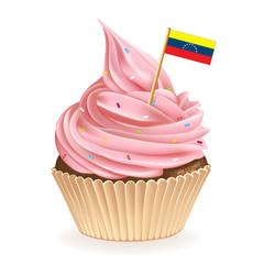 Venezuelan Cupcake