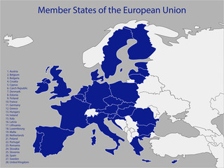 Member States of the European Union