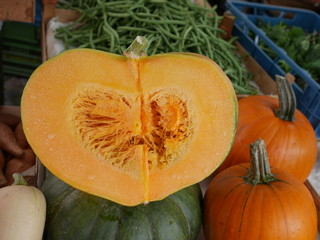 pumpkin half market