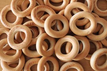 Dry bagels