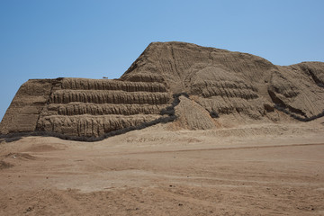 Temple of the Sun (Huaca del Sol)