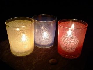 LYON lumignons du 8 décembre pour la Fête des lumières
