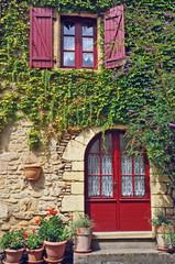 il villaggio di Saint Leonce Sur Vezere - Aquitania