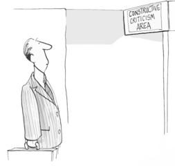 Constructive Criticism Area