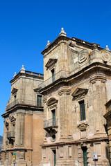 Porta Felice in Palermo
