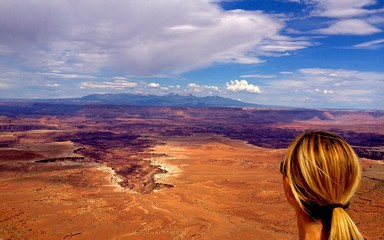 Wide Open Space Canyonlands